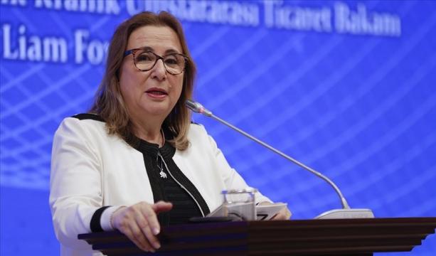 Ticaret Bakanı Pekcan: Beklentimiz anlaşmalı Brexit yönünde