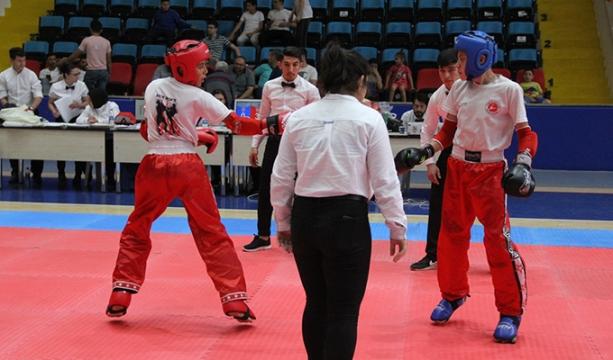 Kick Boksta Türkiye Şampiyonası Seçmesi Yapıldı