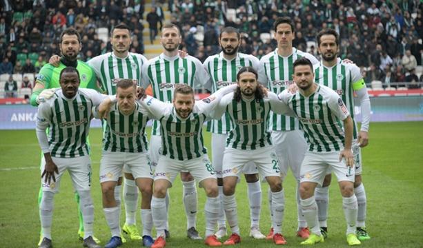 Konyaspor'da geçen sezonki futbolcu maliyetleri belli oldu