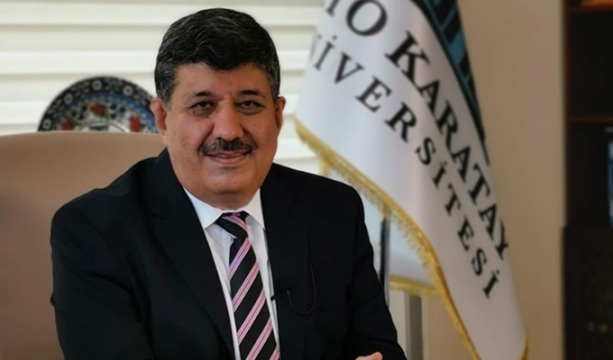 KTO Karatay Üniversitesi Rektörü Sade'den 15 Temmuz mesajı
