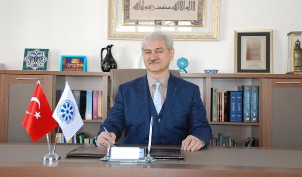 TYB Konya Şubesi Başkanı Prof. Dr. Hayri erten'den 15 Temmuz mesajı