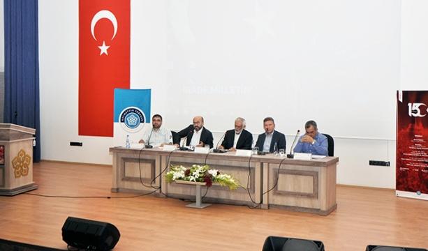 Necmettin Erbakan Üniversitesinde 15 Temmuz Paneli Gerçekleştirildi