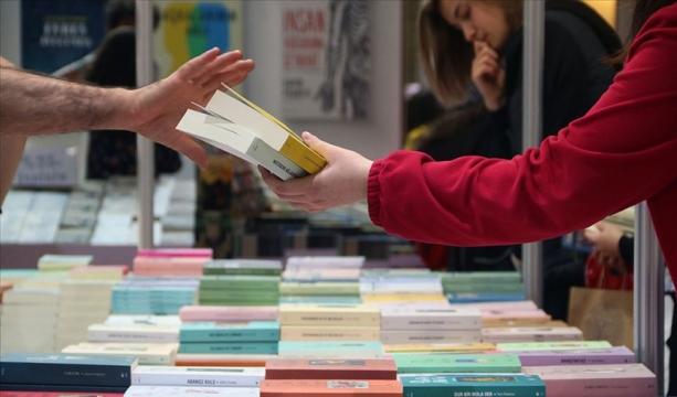'Kitap üretiminde tarihi rekor kırıldı'