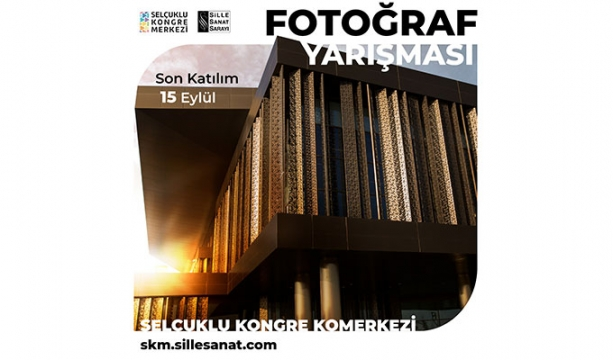 Sanatın ve kültürün merkezi SKM' de fotoğraf yarışması başladı!