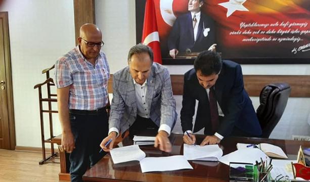 Yaşar ve Ergin işbirliğine imza attı