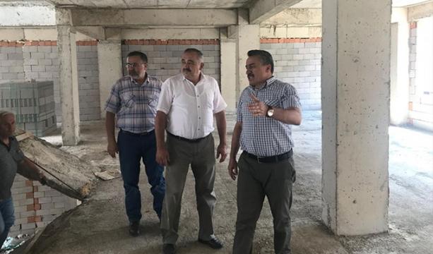 Seydişehir 2020'de yeni kütüphanesine kavuşacak