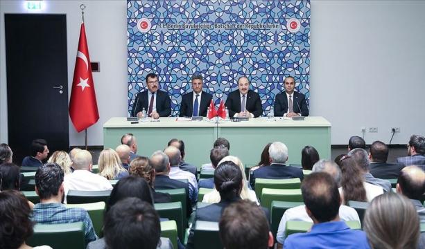 'Türkiye'de sağlıklı bir Ar-Ge altyapısı oluşturmak istiyoruz'