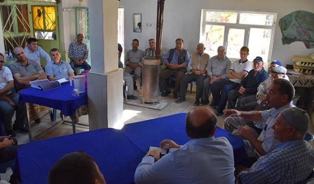 Başkan Yaka'nın mahalle buluşmaları