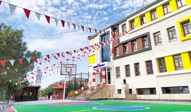 Başak Koleji yeni  eğitim yılına hazır
