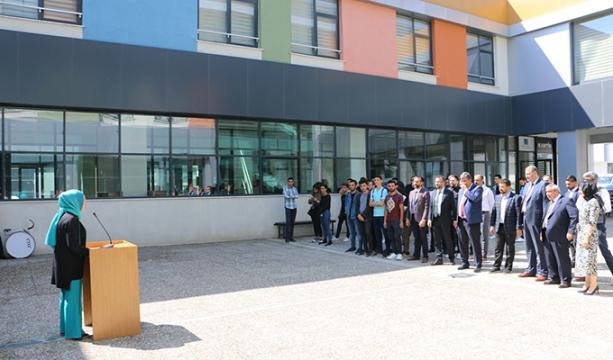 KTO Karatay Üniversitesi Meslek Yüksekokulu'nda eğitim başladı