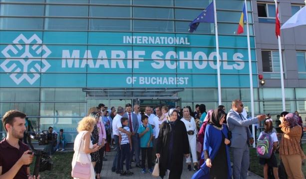 Maarif Vakfından yurt dışındaki Türk nüfusuna yeni eğitim modeli