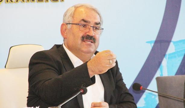 Milletvekili Halil Etyemez'den Barış Pınarı Harekatı Açıklaması
