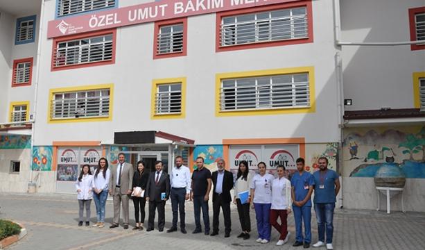 TİHEK uzmanları Akşehir'de incelemede bulundu