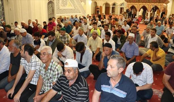 KKTC'de Mehmetçik için zafer duası