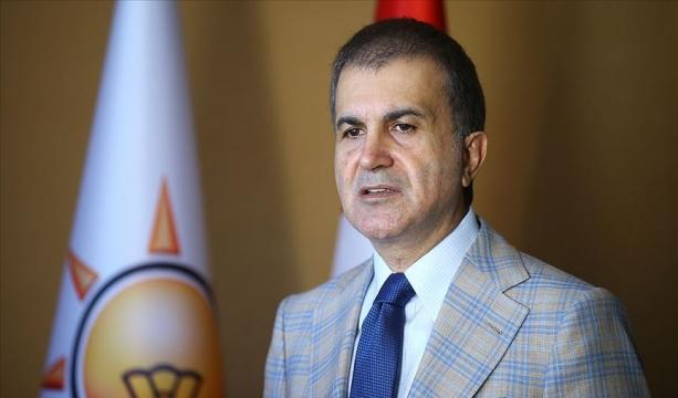 Çelik'ten KKTC Cumhurbaşkanı Akıncı'nın sözlerine kınama