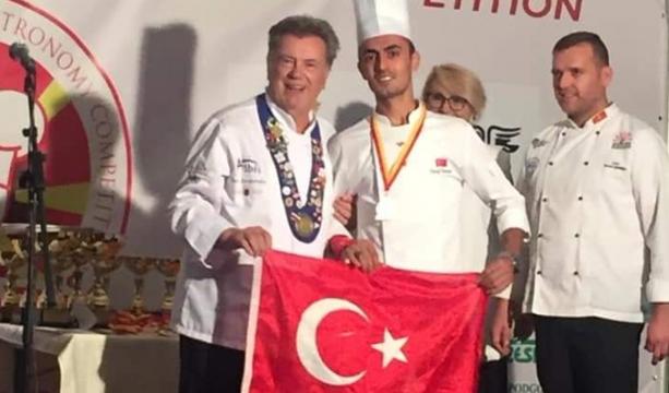 4. Uluslararası Gastronomi Yarışması