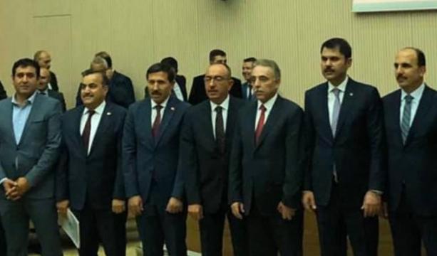Başkan Çiğdem'den Bakan Kurum'a teşekkür