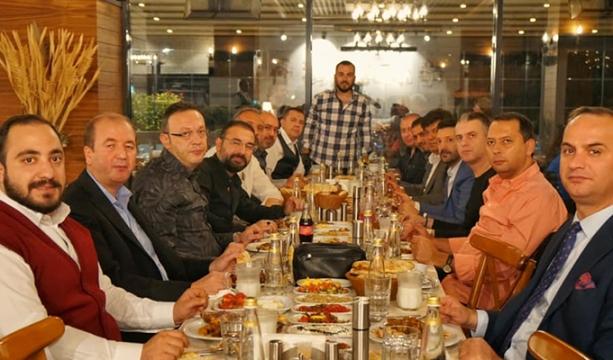 Konyaspor ekibi Gazyağcı'da buluştu