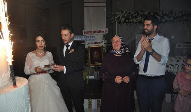 Emine ile Nafiz'den ömürlük imza