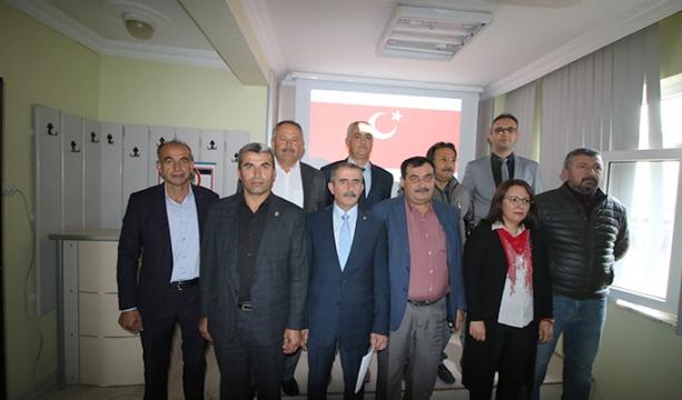 Seydişehir STK'lardan Barış Pınarı Harekatı'na Destek
