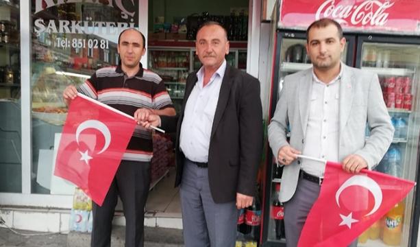 MHP Yunak'dan Örnek Kampanya