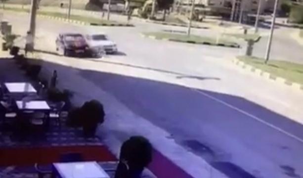 Kazadan son anda kurtuldu
