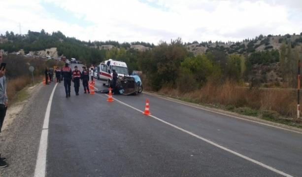 Denizli'de feci kaza: 3 ölü