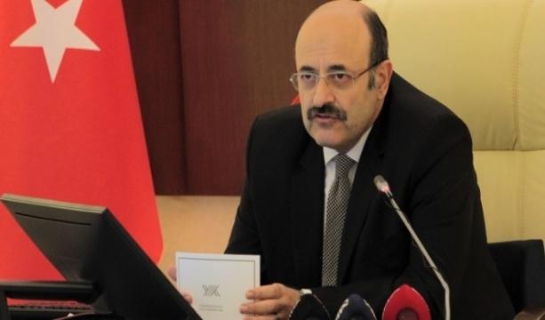 YÖK Başkanı Saraç: 'Özel yetenekle öğrenci alımı devam edecek'