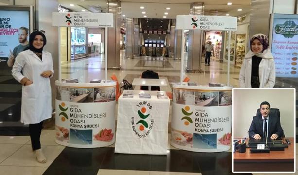 Hulusi Ada, Gıda Günü'nü kutladı