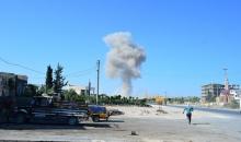 Zeytin Dalı bölgesinde hain saldırı