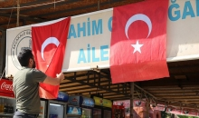 Akçakale halkı terör saldırılarına karşı 'tek yürek'