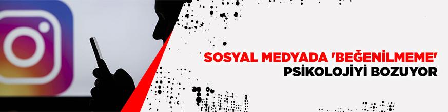 USMED Yönetim Kurulu Başkanı Ercan: Sosyal medyada 'beğenilmeme' psikolojiyi bozuyor